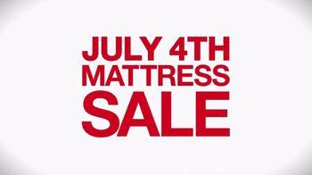 Macy's July 4th Mattress Sale TV Spot, 'Lowest Prices: Mattresses' - Thumbnail 1