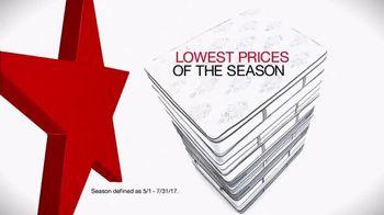 Macy's July 4th Mattress Sale TV Spot, 'Lowest Prices: Mattresses' - Thumbnail 2