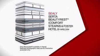 Macy's July 4th Mattress Sale TV Spot, 'Lowest Prices: Mattresses' - Thumbnail 3