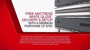 Macy's July 4th Mattress Sale TV Spot, 'Lowest Prices: Mattresses' - Thumbnail 6
