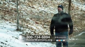 Wounded Warrior Project TV Spot, 'Thank You' - Thumbnail 7