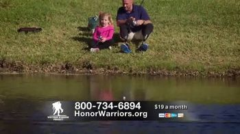 Wounded Warrior Project TV Spot, 'Thank You' - Thumbnail 2