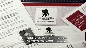 Wounded Warrior Project TV Spot, 'Thank You' - Thumbnail 4