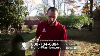 Wounded Warrior Project TV Spot, 'Thank You' - Thumbnail 5