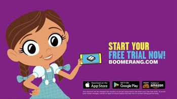 Boomerang Channel TV Spot, 'Dorothy and the Wizard of Oz' - Thumbnail 9