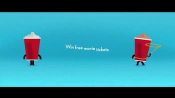 Wendy's 50-Cent Frosty Films Sweepstakes TV Spot, 'Free Movie Tickets' - Thumbnail 1