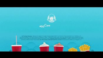 Wendy's 50-Cent Frosty Films Sweepstakes TV Spot, 'Free Movie Tickets' - Thumbnail 10
