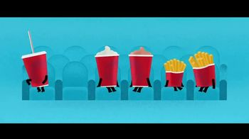Wendy's 50-Cent Frosty Films Sweepstakes TV Spot, 'Free Movie Tickets' - Thumbnail 7