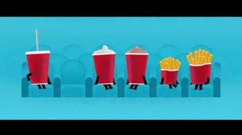Wendy's 50-Cent Frosty Films Sweepstakes TV Spot, 'Free Movie Tickets' - Thumbnail 8