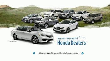 Honda 4th of July Clearance TV Spot, 'Western Washington: It's On' [T2] - Thumbnail 9