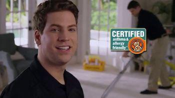 Stanley Steemer TV Spot, 'Tech Certifications' - Thumbnail 1