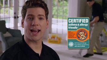 Stanley Steemer TV Spot, 'Tech Certifications' - Thumbnail 2