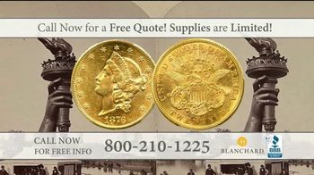 Blanchard and Company TV Spot, 'American History: Double Eagle Gold Coins' - Thumbnail 9