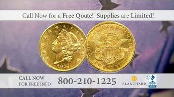 Blanchard and Company TV Spot, 'American History: Double Eagle Gold Coins' - Thumbnail 4