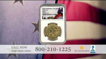 Blanchard and Company TV Spot, 'American History: Double Eagle Gold Coins' - Thumbnail 5