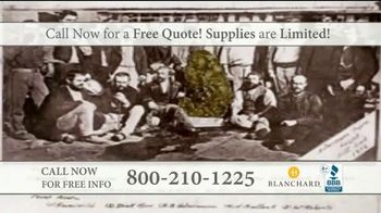 Blanchard and Company TV Spot, 'American History: Double Eagle Gold Coins' - Thumbnail 7