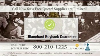 Blanchard and Company TV Spot, 'American History: Double Eagle Gold Coins' - Thumbnail 8