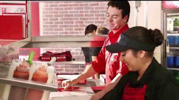 Papa John's Double XL Pizza TV Spot, '¡Gol!' [Spanish] - 332 commercial airings