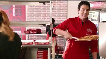 Papa John's Double XL Pizza TV Spot, '¡Gol!' [Spanish] - Thumbnail 1