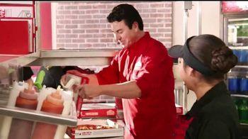 Papa John's Double XL Pizza TV Spot, '¡Gol!' [Spanish] - Thumbnail 4
