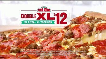 Papa John's Double XL Pizza TV Spot, '¡Gol!' [Spanish] - Thumbnail 9