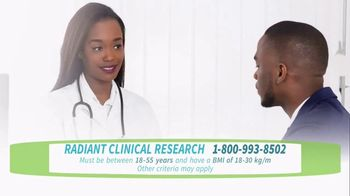 Radiant Clinical Research TV Spot, 'Schizophrenia Trials' - Thumbnail 5