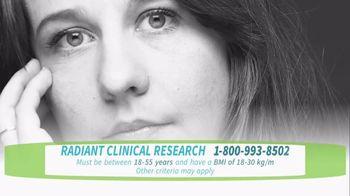 Radiant Clinical Research TV Spot, 'Schizophrenia Trials' - Thumbnail 7