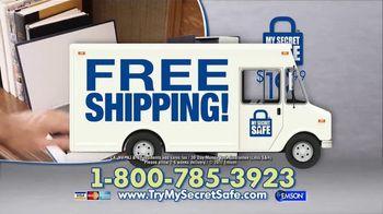 My Secret Safe TV Spot, 'Secures Valuables Discreetly' - Thumbnail 10