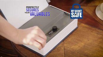 My Secret Safe TV Spot, 'Secures Valuables Discreetly' - Thumbnail 2