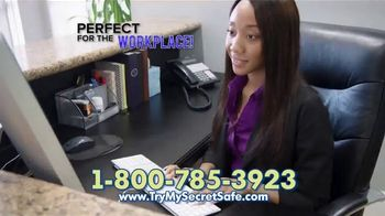 My Secret Safe TV Spot, 'Secures Valuables Discreetly' - Thumbnail 6