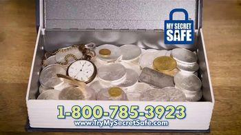 My Secret Safe TV Spot, 'Secures Valuables Discreetly' - Thumbnail 8