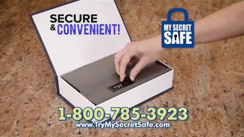 My Secret Safe TV Spot, 'Secures Valuables Discreetly' - Thumbnail 9