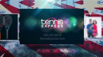 Tennis Express 4th of July Sales Event TV Spot, 'Shoes, Apparel & Racquets' - Thumbnail 6