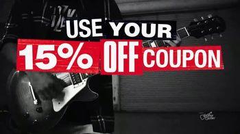 Guitar Center 4th of July Savings Event TV Spot, 'Markdowns: Coupon' - Thumbnail 6