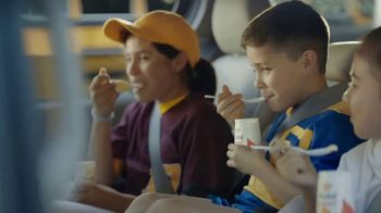 Yoplait TV Spot, 'Back Seat' - Thumbnail 2