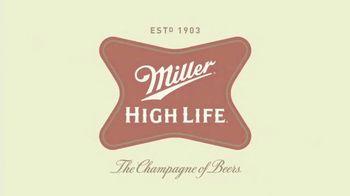 Miller High Life TV Spot, 'Liquid Hero' - Thumbnail 9