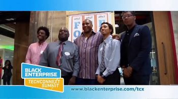 Black Enterprise 2017 TechConneXt Summit TV Spot, 'The Best and Brightest' - Thumbnail 1
