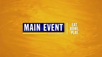 Main Event Entertainment 4th of July Weekend TV Spot, 'All You Can Play' - Thumbnail 9