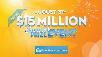 Publishers Clearing House TV Spot, 'Summer Prize Event A' - Thumbnail 7