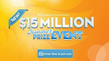 Publishers Clearing House TV Spot, 'Summer Prize Event A' - Thumbnail 2
