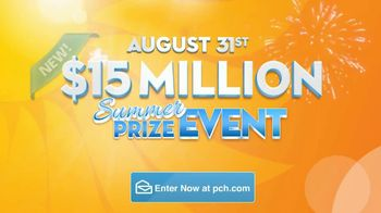 Publishers Clearing House TV Spot, 'Summer Prize Event B' - Thumbnail 8
