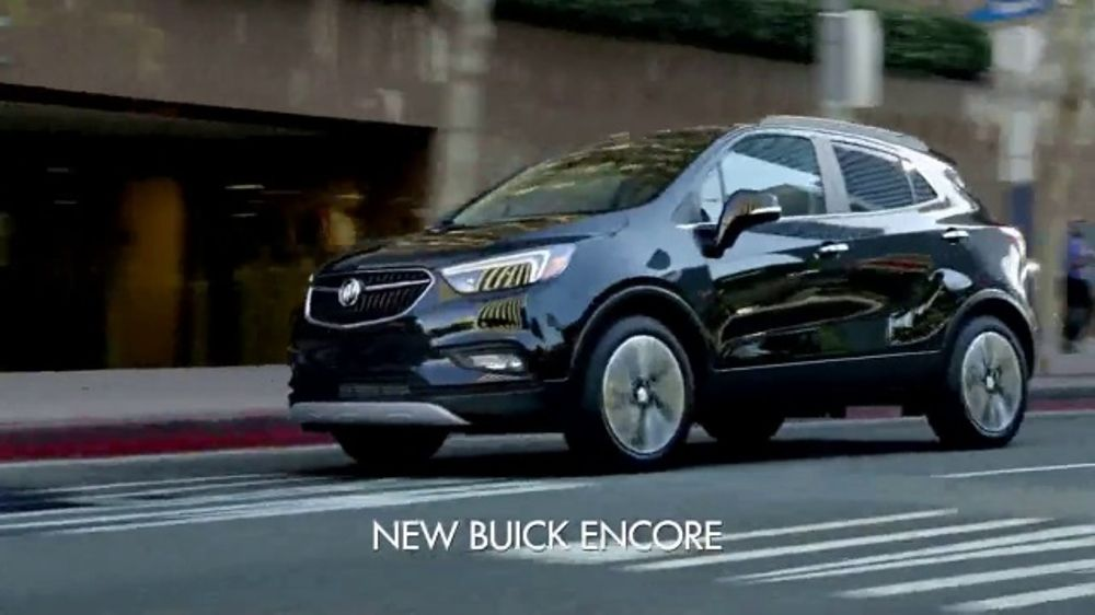 2017 Buick Encore Preferred Tv Commercial Talking About It Song