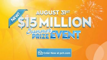 Publishers Clearing House $15M Summer Prize TV Spot, 'Don't Miss Out A' - Thumbnail 10