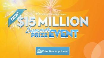 Publishers Clearing House $15M Summer Prize TV Spot, 'Don't Miss Out A' - Thumbnail 3