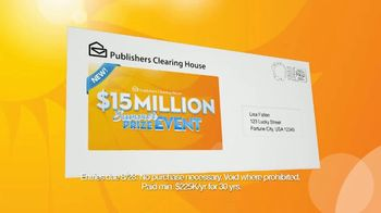 Publishers Clearing House $15M Summer Prize TV Spot, 'Don't Miss Out A' - Thumbnail 7