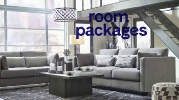 Ashley HomeStore Stars & Stripes Event TV Spot, 'Room Packages' - Thumbnail 4