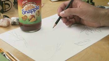 Snapple Mango Tea TV Spot, 'Syfy: Scratch Pad' - Thumbnail 7