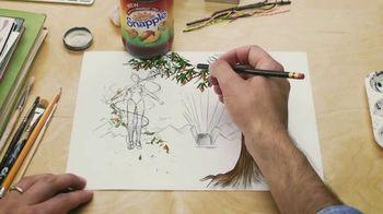 Snapple Mango Tea TV Spot, 'Syfy: Scratch Pad' - Thumbnail 8