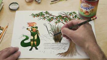 Snapple Mango Tea TV Spot, 'Syfy: Scratch Pad' - Thumbnail 9