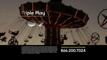 Optimum Summer Sale TV Spot, 'Triple Play' - Thumbnail 4
